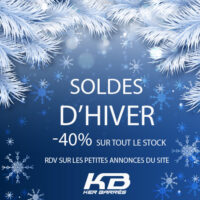 SOLDES STOCK EQUIPEMENT KB